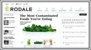 Rodale: Healthy Living