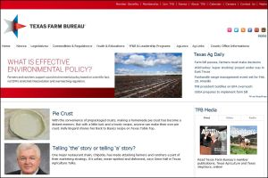 Texas Farm Bureau is at odds with the EPA, environmentalists and those who oppose GMO crops