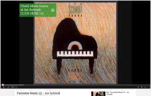 Pachelbel Meets U2 by Jon Schmidt