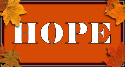 fall hope