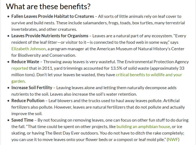 screenshot - David Wolfe, National Wildlife Foundation leaf litter benefits.PNG
